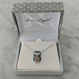 Jewelry - Adorable owl necklace